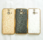 New Leather Designs Hard Back Cover Case Skin for HTC One E8