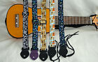 Ukulele / Mandolin Instrument Strap - Brand New Designs