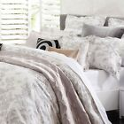 Florence Broadhurst Cranes Pearl Quilt Cover Set Range up to 30% of RRP NEW