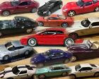 Sports Cars, 1:43 scale Deagostini, Altaya, ixo, del prado etc
