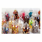 Victorian Jars 1000ml Sweets & Chocolates Retro Assorted Chew Treats Candy Kids