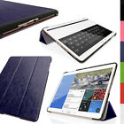 PU Leather Smart Cover for Samsung Galaxy Tab S 10.5  SM-T800 T805 Stand Case
