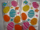 cellophane party bags and ties 29cms x 12.5 cms easter design