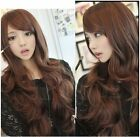 New Sexy Womens Girls Fashion Style Wavy Curly Long Hair Lady Full Wigs