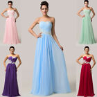 Long Applique Lace Sexy Long Evening Formal Party Cocktail Dresses Wedding Gowns