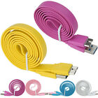 3FT USB3.0 Fast Charging Flat Data Sync Cable Cord For Samsung Galaxy Note 3 III