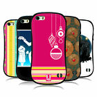 HEAD CASE DESIGNS MIX CHRISTMAS COLLECTION HYBRID CASE FOR APPLE iPHONE 5 5S SE