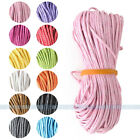 1.0mm 10m Cotton Waxen Necklace Pendant DIY Making Wax Beading Cords Rope Thread