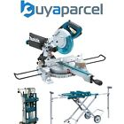 Makita LS0815FL 240v 216mm Sliding Compound Laser Mitre Saw Laser + Leg Stand