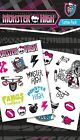 New Fangs Are Fantastic Monster High Temporary Tattoos