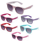 New Girls Cute Polka dots Mini Stylish Sunglasses KP2018-PD Multi