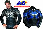 IXS VERTIGO LEATHER MOTORCYCLE JACKET RACING RACE MOTORBIKE BIKER MENS  J&S