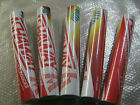 ASHAWAY RED FEATHER FEATHERED SHUTTLES SHUTTLECOCKS 77 / 78 TUBE TUBES OF 12