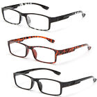 New Rectangular Clear Lens Fashion Style Eye Glasses UV Protected CF1921 multi