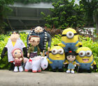 Despicable Me 2 Plush Toy 9 Movie Characters Cute Stuffed Animal Doll