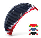 Flexifoil Rage Power Kite 1.8m or 2.5m - Last Few! - Casino (Black White Red)
