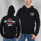 Vans Männer Kapuzenpullover Choice Threads black Kaputzenpullover Hoody Sweater