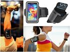 Slim Black Sports Gym Running Armband Pouch Cover Case For Motorola Accessory
