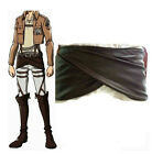 High Quality Cosplay Shingeki No Kyojin Attack on Titan Eren Leather Apron Dress