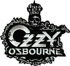 Ozzy Osbourne Patch - Crown (IMPORT) - NEW & OFFICIAL