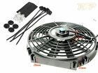 "Universal Slim Electric Radiator Fan 8""  9"" 10"" 12"" 14"" Inch Available"
