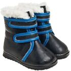 Little Blue Lamb Toddler / Baby Boys Squeaky Boots / Shoes - Black UK 3 EUR 20