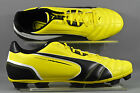 Puma (102698-01) Universal R HG adults football boots - Yellow/Black