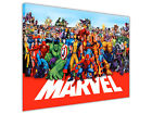 MARVEL WORLD CANVAS WALL ART PRINTS DECORATION PHOTOS PICTURES KIDS POSTERS