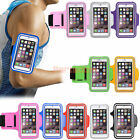 For iPhone 6 4.7 inch Sports Gym Jogging Running Armband Arm Holder Case Cover