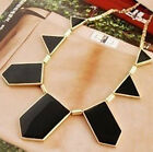 1pc Luxury Black Nice Sharp European Style Fashion Necklace for girls/women