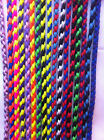 45 inch 4 Strand Braided Paracord Dog Lead obedience show Rally Training