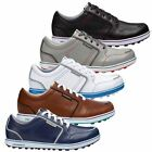 SALE! 2014 Ashworth Cardiff ADC Spikeless Mens Leather Golf Shoes-Waterproof