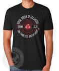 ROYAL ORDER OF TAILGATERS ROT SAN FRANCISCO craft brew football N6210 T-Shirt