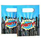 Superhero Boys Birthday Party Loot  Bags for 8,16, 24, 32 or 40 guests!!