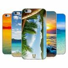 HEAD CASE BEAUTIFUL BEACHES GEL BACK CASE COVER FOR APPLE iPHONE 6 4.7