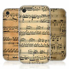 HEAD CASE MUSIC SHEETS GEL BACK CASE COVER FOR APPLE iPHONE 3GS