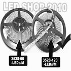5M 3528 12V 600 LED Flexible Strip Light 120LEDS/M 500CM White Warm-white