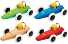 Brio PUSH ALONG RACING CAR Classic Wooden Baby/Child/Toddler/Kids Toy BN
