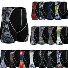 Fixgear mens womens tight compression skin clothing Training shorts S~4XL