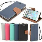 New Stylish Diary Wallet PU Leather Flip Stand Case for Apple iPhone 6 / 6 Plus