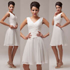 SEXY Short Formal Evening Prom Party Dress Bridesmaid Masquerade Gown Dance 2015