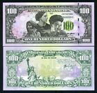 USA, $100, 2018, private Issue, Racial Unity, Stature of Liberty, Twin Towers