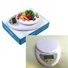 New Digital Kitchen Household Scale Diet Food Compact LCD Kitchen Scale Cooking