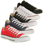 Converse All Star Ox Low Canvas Pumps Trainers Shoes Mens Womens Trainer New