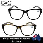 Mens Men Ladies Magnifying Reading Glasses Nerdy Costume +0.0 1.0 ~ 3.5