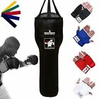 TurnerMAX Angled Heavy Punch Bag Uppercut Bag Heavy Punching Bag