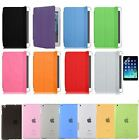 SmartCover with back case Magnetic Ultra Slim Wake Sleep for All iPad mini 1 2 3