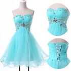 Sweetheart 18 Graduation/Party/Cocktail/Homecoming Dress/Short Prom/Ball Dresses