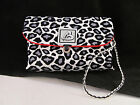 Wrist Strap/Wristlet (B & W's) bags, purses, clutch, cell phone cases -Handmade!