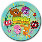 Moshi Monsters Plates, Cups, Napkins  etc CLEARANCE PRICES, LAST OF STOCK!